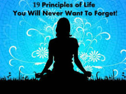 principles in life