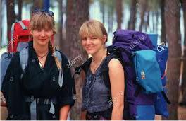 back packers